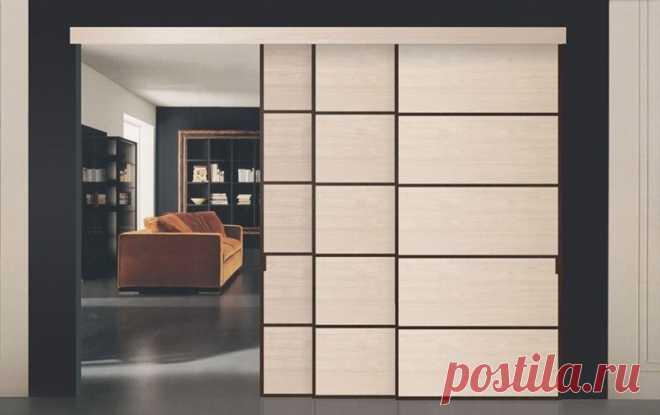 Межкомнатные раздвижные перегородки – удобство и уют вашего жилища | Журнал