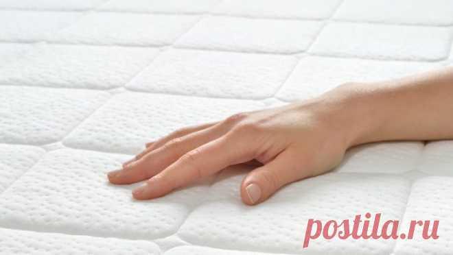 Секреты чистого матраса: 4 способа избавиться от пятен и запаха Правильно выбранный матрас – залог хорошего сна и настроения. Поэтому тщательно выбирайте такие вещи, забывая о цене, ведь куда важнее здоровье.  В магазинах имеется огромный выбор данных изделий, важ…