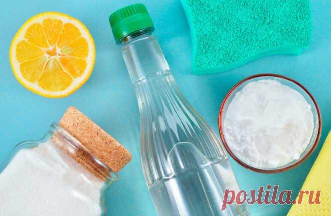 Как сделать чистящее средство для всего, что есть в доме