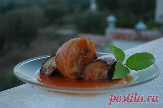 Рулеты из свиной кожи- блюдо для гурманских всплесков! — Фактор Вкуса