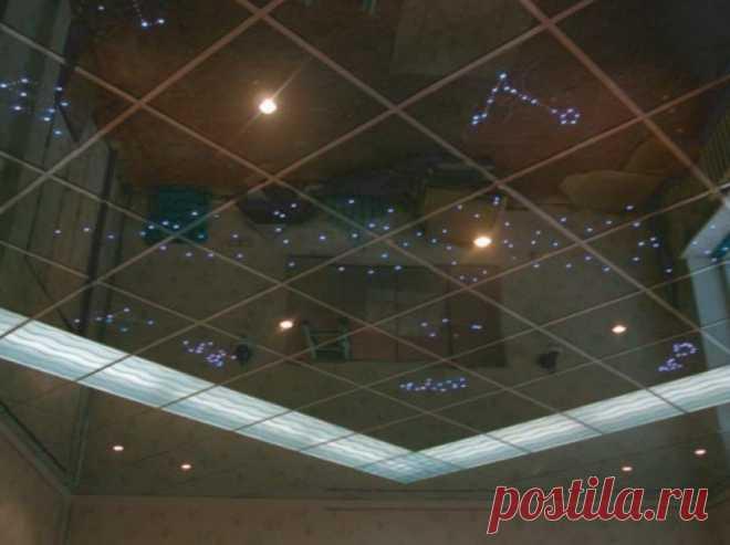 Зеркальные потолки | Журнал