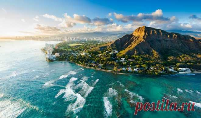 Сегодня вечером! Едем на Гавайи. Оаху во всей красе. Большой Выпуск.