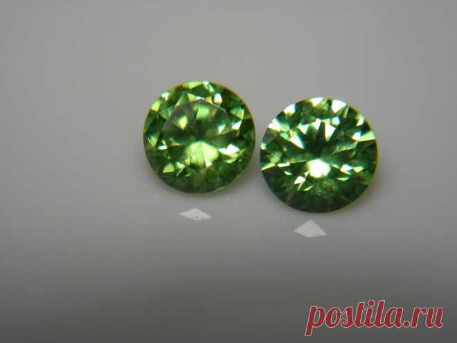 Демантоид. Единственный камень, блестящий ярче бриллианта   Jewelry Girl   Яндекс Дзен