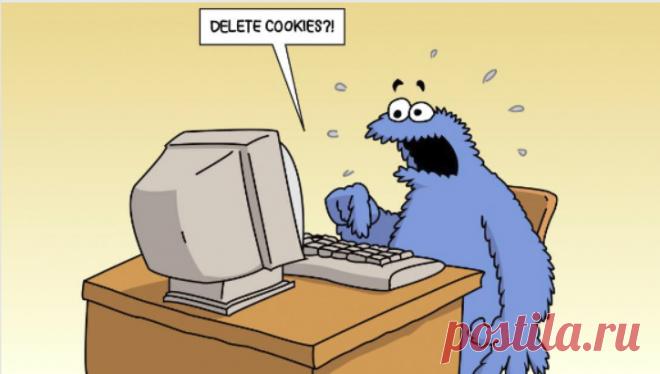 Как и для чего нужно удалять куки в браузере?