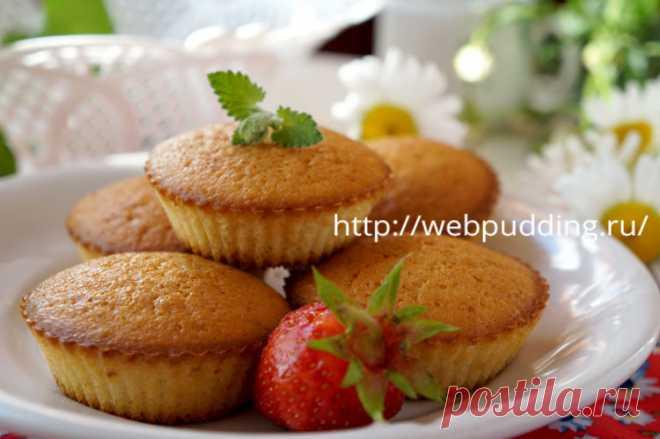 Кексы с вареньем рецепт с фото | Как приготовить на Webpudding.ru