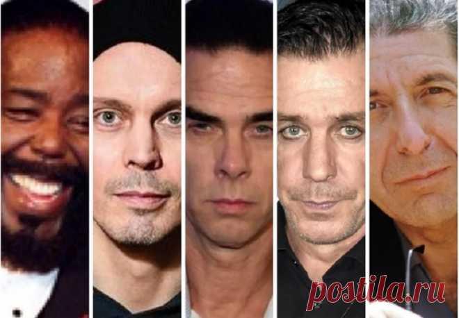 Тип голоса: Бас. Пять знаменитых певцов - басов. Видео.