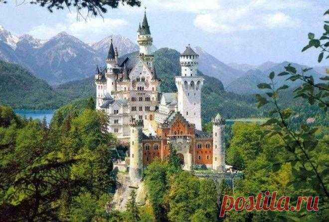Топ-10 историй старинных замков, которые вас зачаруют Величие замков завораживает. Большинство этих монументальных сооружений было построено в пору отважных рыцарей и трепетных дам. Возможно, именно поэтому мрачноватые стены буквально окутаны средневеков...