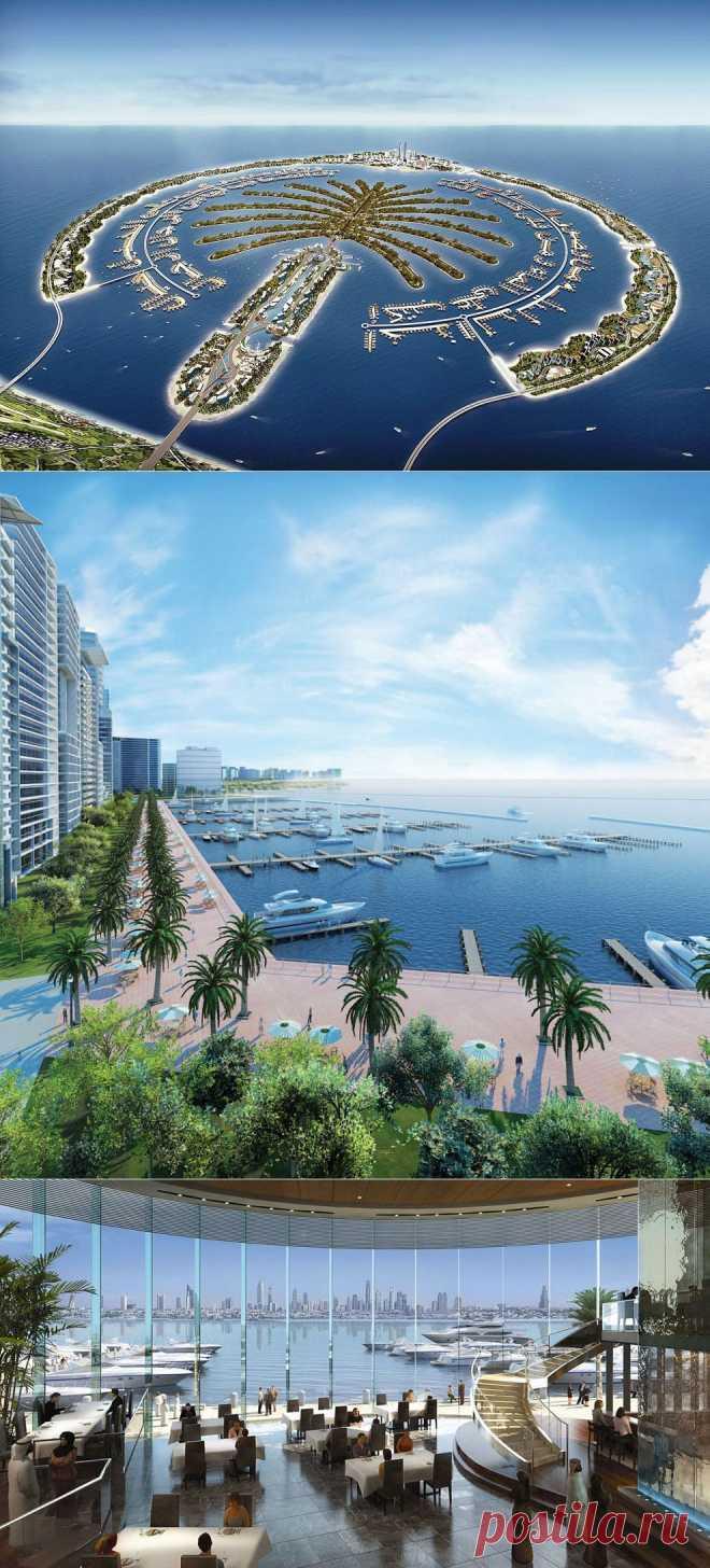 >> Искусственные острова в Дубае | ФОТО НОВОСТИ