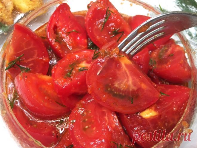 Закуски из помидор, три рецепта быстрого приготовления | Вязание и Рукоделие | Яндекс Дзен