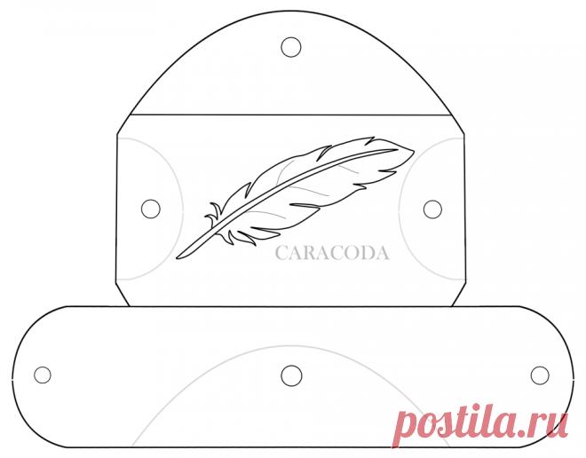 Как изготовить футляр для очков или пенал для ручек из кожи растительного дубления