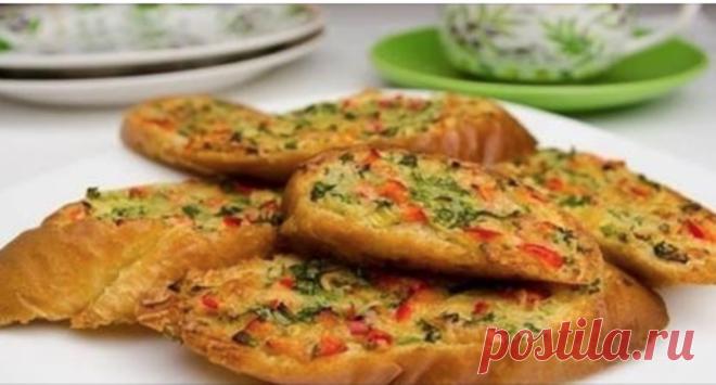 Луковые гренки: бюджетное блюдо, которое точно понравится твоим гостям!
