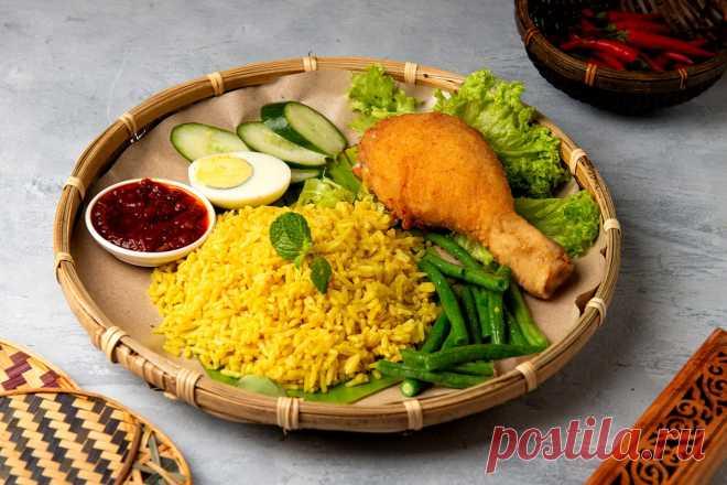 Подборка рецептов с рисом - Четыре вкуса - медиаплатформа МирТесен