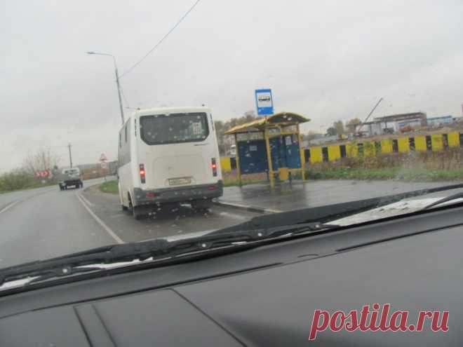 Нужно ли по правилам дорожного движения пропускать маршрутки, выезжающим от остановок?