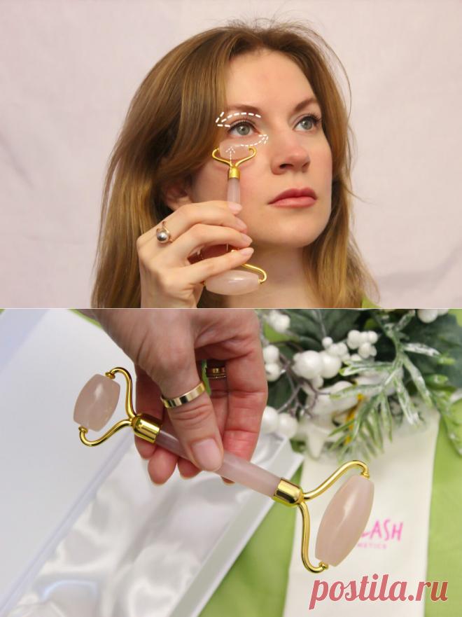 Массажер из розового кварца для молодости лица: как работает и стоит ли покупать?   Леди Лайк   Яндекс Дзен