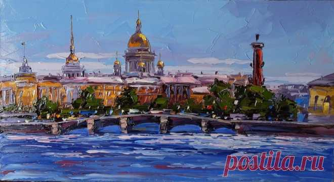 Художник Юрий Хованский. Перекрёстки и тропинки