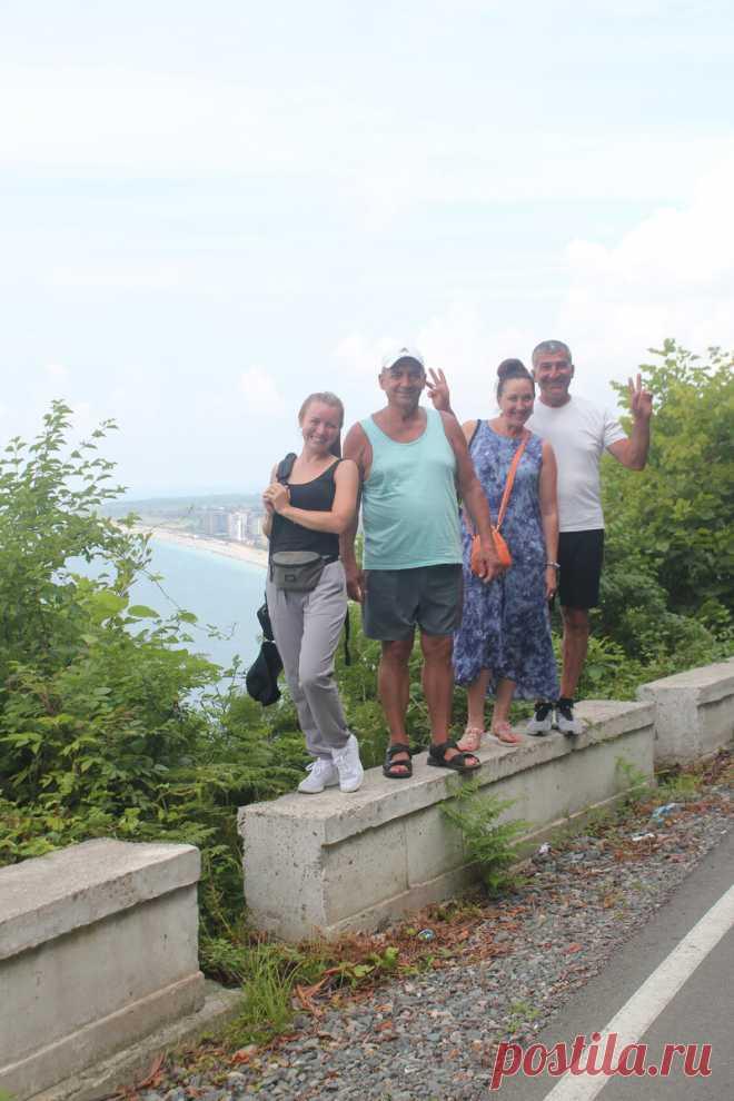 Поехала на экскурсию, а попала на настоящее грузинское застолье: моя удивительная экскурсия за 70 лари и 12 часов Доброго дня, дорогие читатели! Мы отдыхаем в Грузии и сегодня я вам расскажу о своей первой экскурсии! Путешествовать с ребенком очень сложно, все близлежащие достопримечательности мы посетили всей семьёй, а вот подняться куда-то в горы, поехать в долгое путешествие с малышом не... Читай дальше на сайте. Жми подробнее ➡