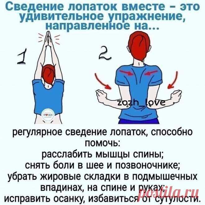 Полезное упражнение