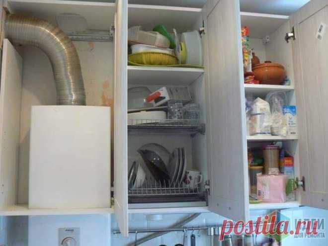 Ремонт кухни 4.8 кв. м.