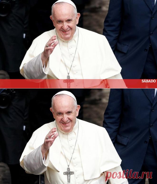 Conta do Papa faz like em foto de modelo brasileira. Vaticano pede explicações ao Instagram - Vida - SÁBADO