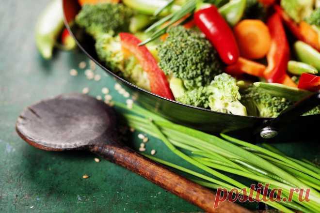 Лайфхаки на кухне: сколько нужно готовить овощи (фото) | nakonu.com