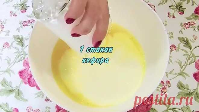 БЛИНЫ с Дырочками на Кефире Идеальный Рецепт.