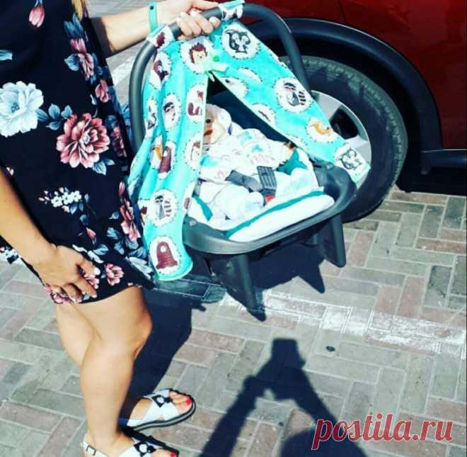 Шторка для люльки переноски Модная одежда и дизайн интерьера своими руками