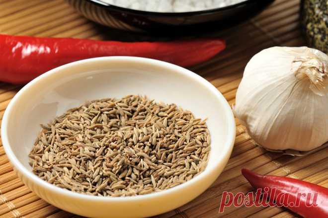 Необычайная польза зиры для здоровья