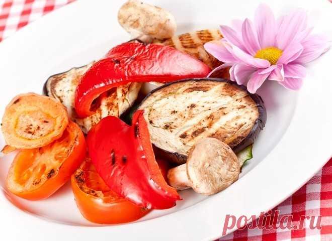 Как запечь овощи | Журнал