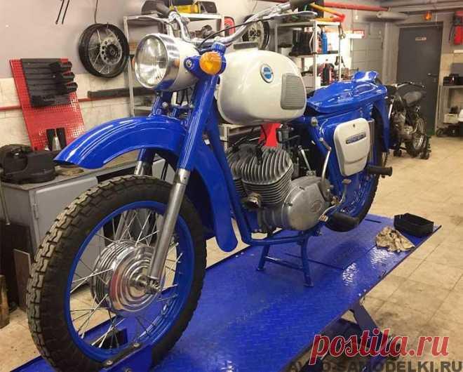 Восстановление ИЖ Юпитер-3 1971года (21 фото) Ремонт и восстановление советского мотоцикла Иж Юпитер-3 1971 года выпуска. Вот, по случаю, попался мне мотоцикл Иж Юпитер-3, решил его восстановить, результат работы показан на этих фото: