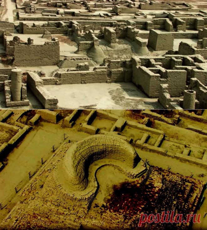 В песках откопали город, который шокировал археологов! | Красивые и загадочные места | Яндекс Дзен