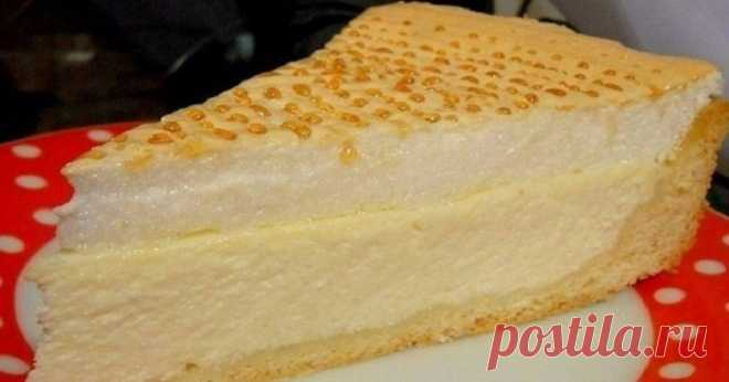 Gentle cheesecake of \