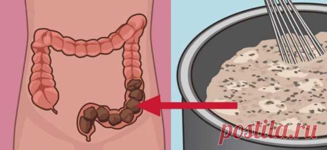 Домашнее очищение кишечника, которое очистит ваш организм от токсичных отходов! - Советы на каждый день