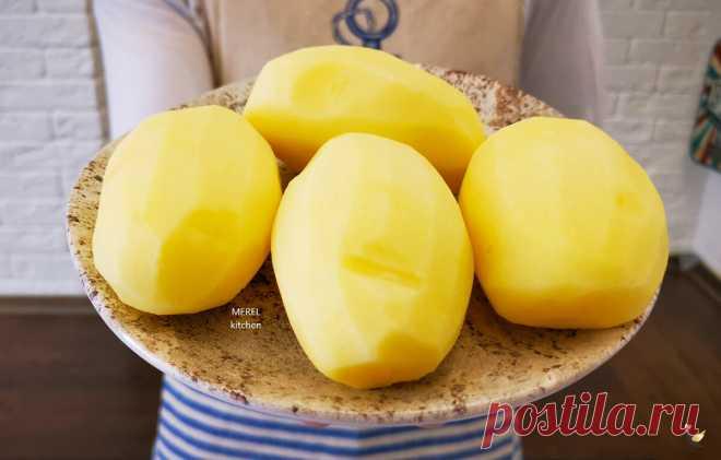 """Научилась жарить картошку """"по-индийски"""" быстро и без хлопот, а главное вкусно, делюсь рецептом   MEREL   KITCHEN   Яндекс Дзен"""