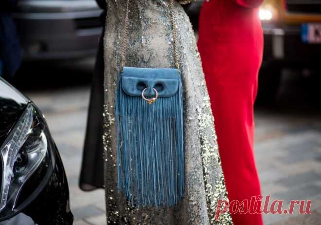 Street Style 2018: аксессуары и детали / Street Style / ВТОРАЯ УЛИЦА