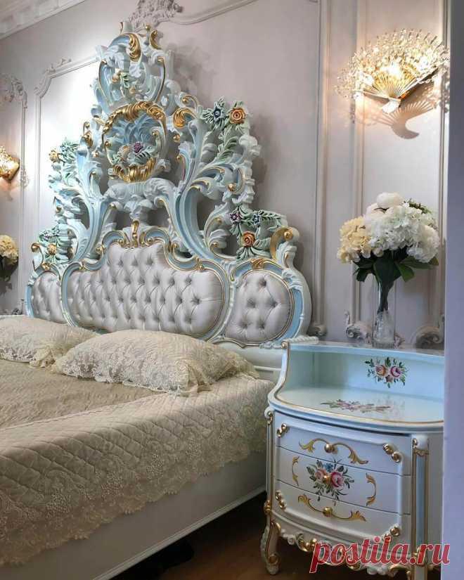 Стиль барокко в интерьере - особенности дизайна, примеры и фото оформления