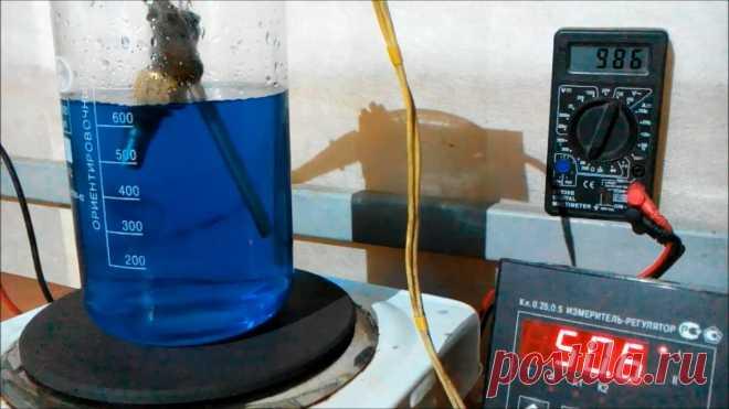 Проверка датчика температуры двигателя   AvtoTechLife   Яндекс Дзен