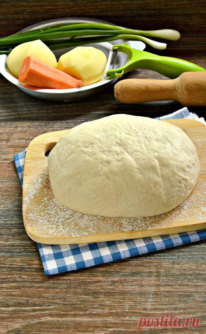 Курник - секрет приготовления сытного пирога