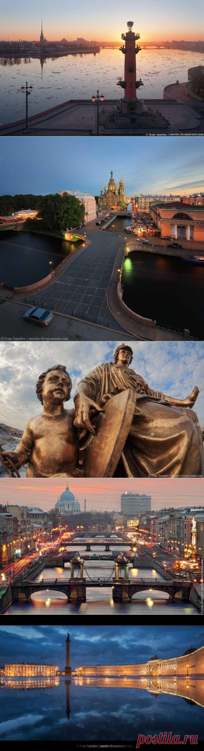 >> Открыточные виды Санкт-Петербурга | ФОТО НОВОСТИ
