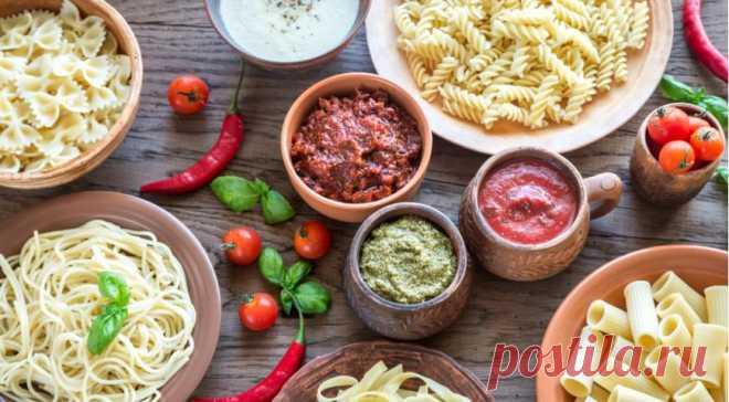 Как приготовить идеальный соус для пасты