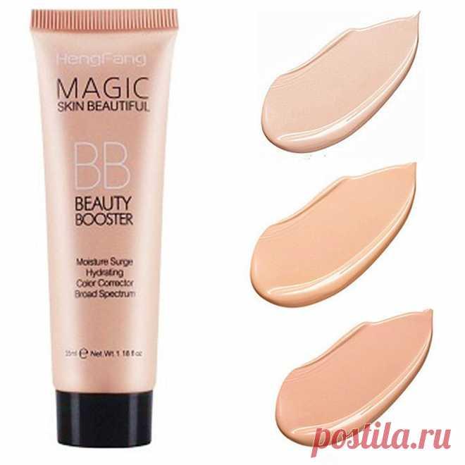 Жидкая основа для лица основа для макияжа Водонепроницаемый длительный лица консилер, отбеливающий крем корейские Make Up