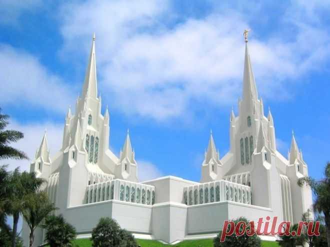 24 уникальных храма мира, от вида которых захватывает дух