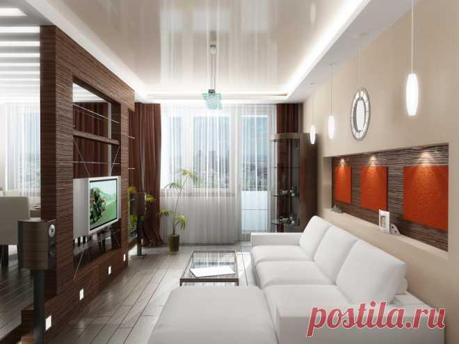 5 важных правил дизайна маленькой гостиной   Рекомендательная система Пульс Mail.ru