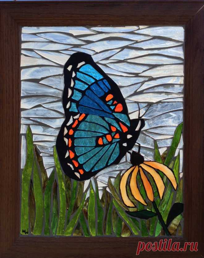 Mosaic Butterfly (Page 2) - Line.17QQ.com