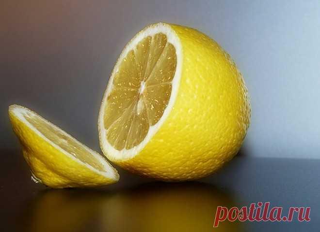 Лимоны в кулинарии | Журнал