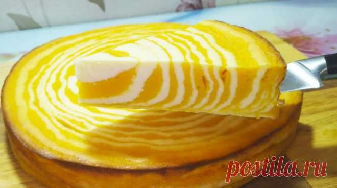 Пора готувати гарбуз! Дуже смачний десерт з гарбуза і сиру — Лампа.ua
