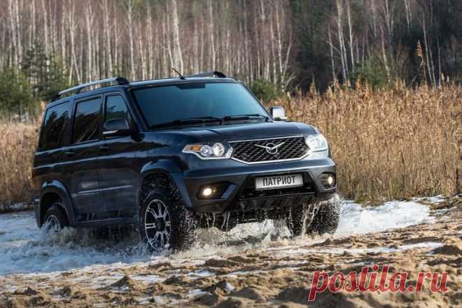 обновленный УАЗ Патриот 2018 года - цена, фото, технические характеристики, авто новинки 2018-2019 года