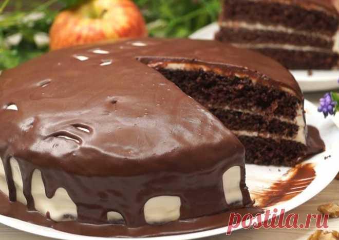 Быстрый торт, который покорит всех