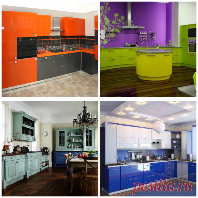 Kitchen Cabinets In 2019: Kitchen Cabinet Paint Colors 2019: Top Trendy Colors For