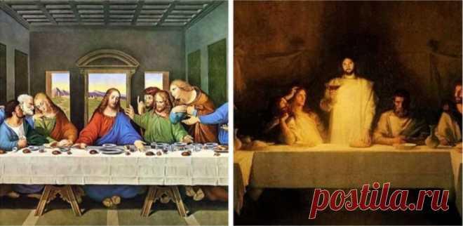 Загадка «Тайной вечери» Леонардо да Винчи, которую не могут разгадать по сей день — vestinews
