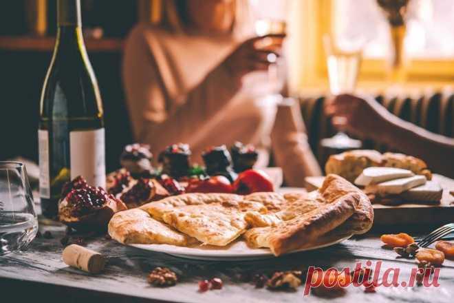 Знакомая привезла из солнечной Грузии рецепт традиционной закуски, ставшей в нашей семье самой любимой. — Копилочка полезных советов